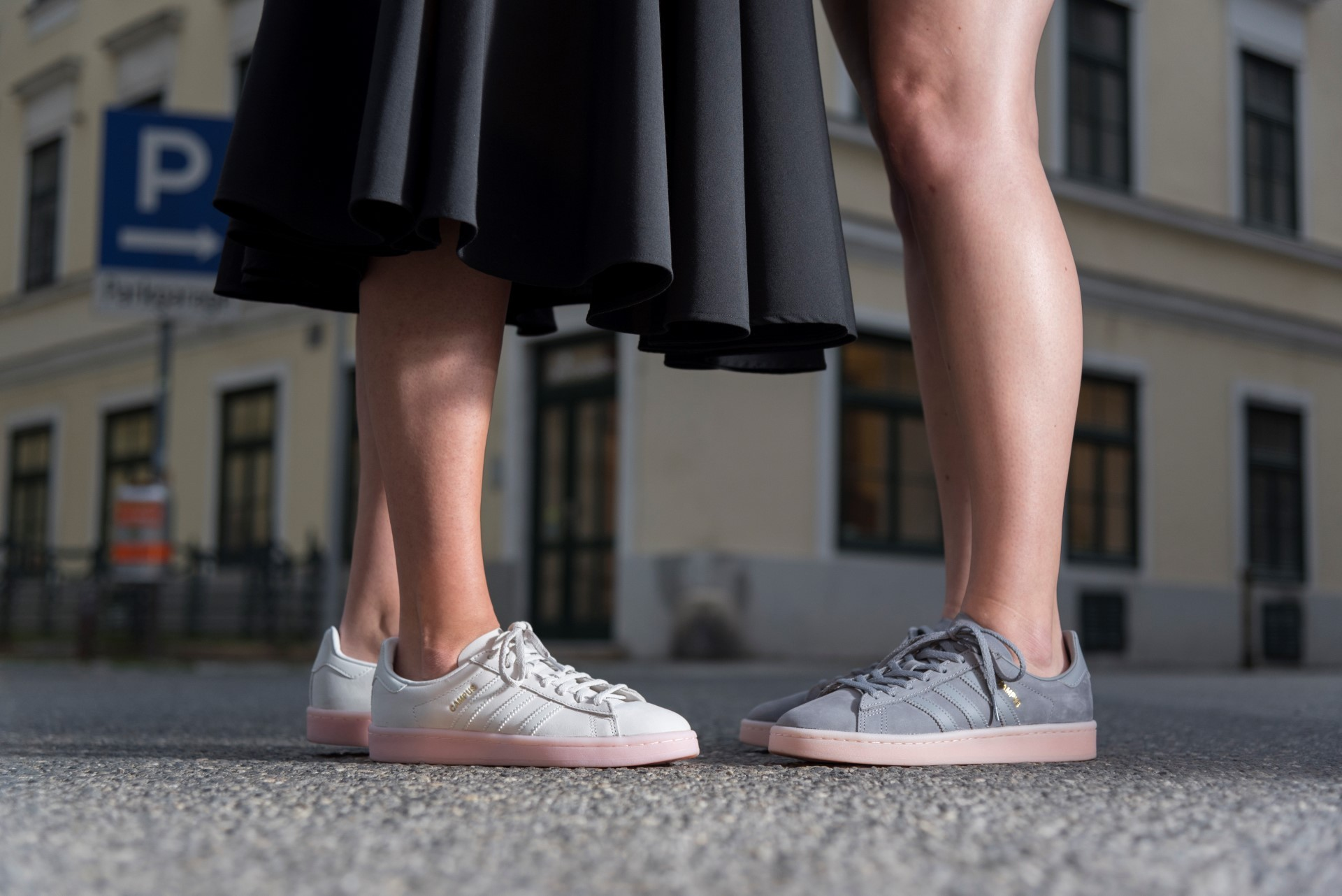 WOMFT? Recap Adidas Campus Tiffany Lighty WOMFT